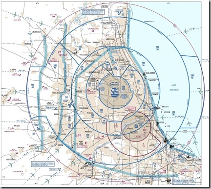 Airplanes Airspace Chicago Executive Airport Chicago Executive
