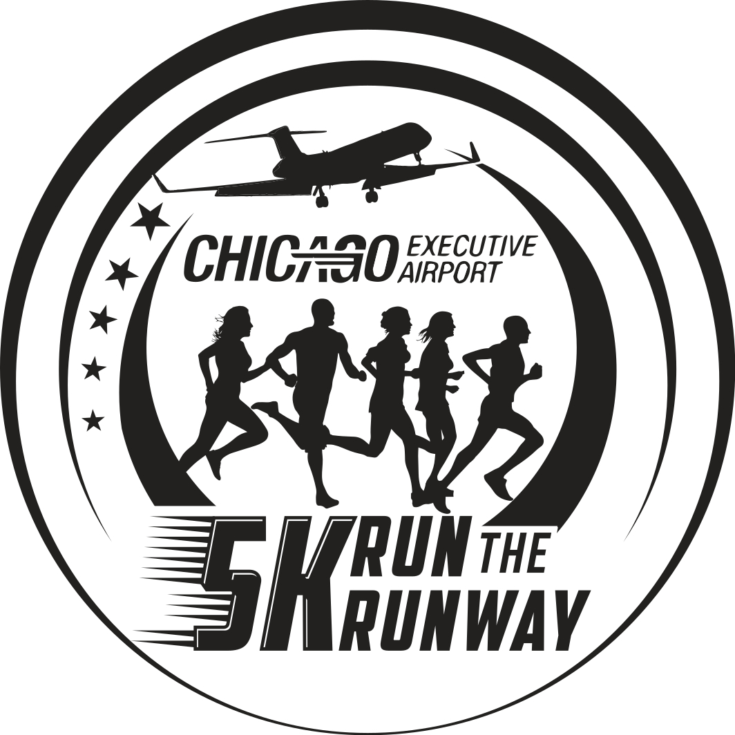 Run The Runway T Shirt Design Contest Chicago Executive Airport